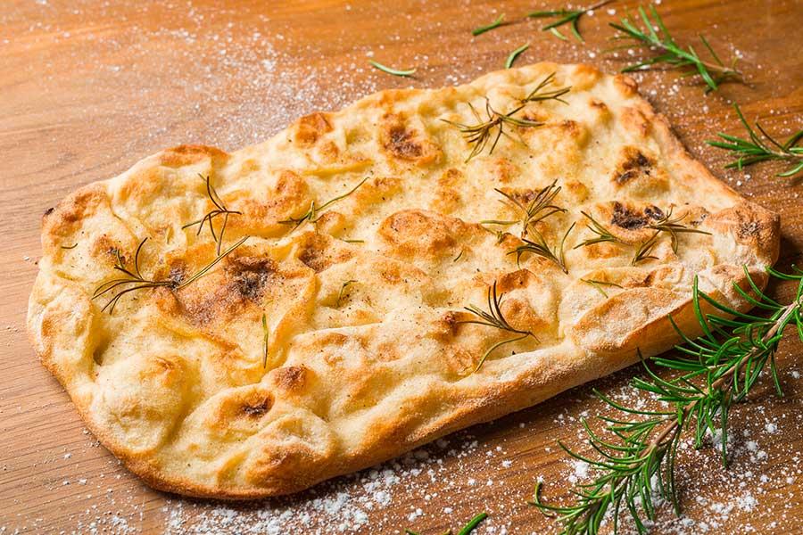 pinsa ou pizza