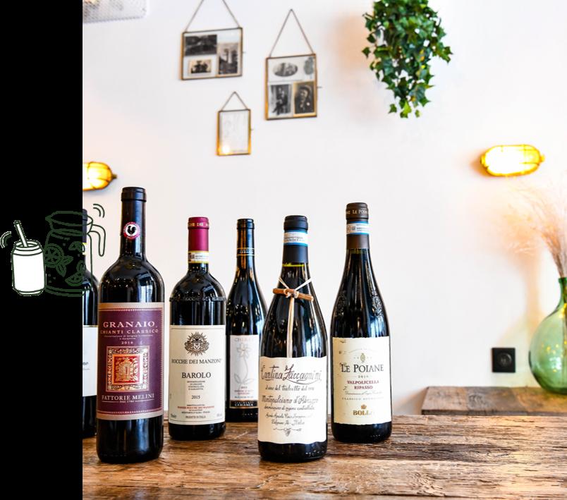 Vins Italiens Paris